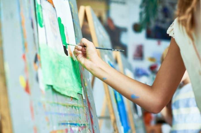 umetnost, terapija umetnošću, terapija, psihoterapija, emocije, potisnute emocije, depresija, anksioznost, stres