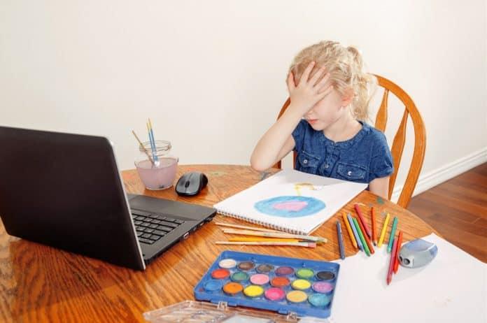briga, stres, briga kod dece, stres kod dece, roditeljstvo, vasitavanje, pomoć detetu