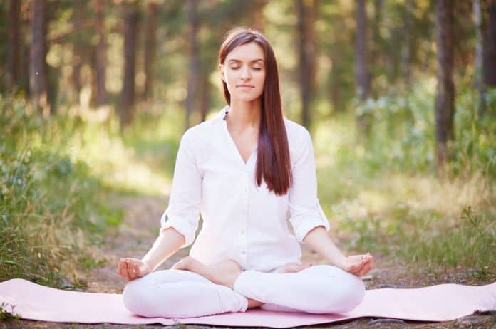 , san, nesanica, insomnija, joga, meditacija, disanje, vežbe disanja, neispavanost, umor, stres